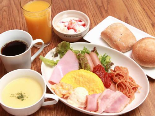 【朝食】洋食(通常別途有料)