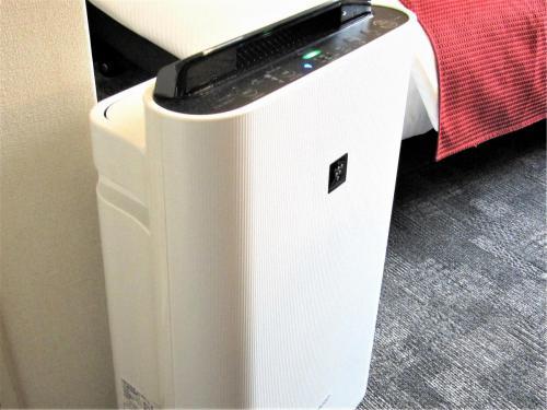 加湿機能付き空気清浄機【全室】