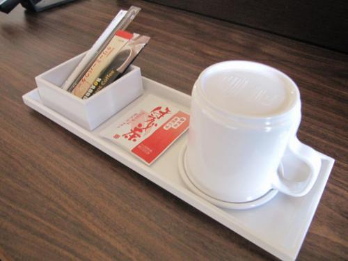 コーヒー&お茶セット(1室1名様)
